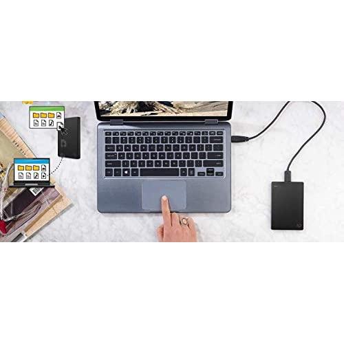 HD Externo Portátil Seagate 5TB USB 3.0 PARA PC Mac PS4 e Xbox STGX5000400