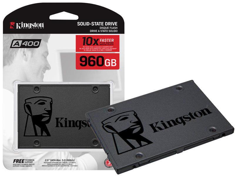 HD SSD 960GB SATA III 2,5
