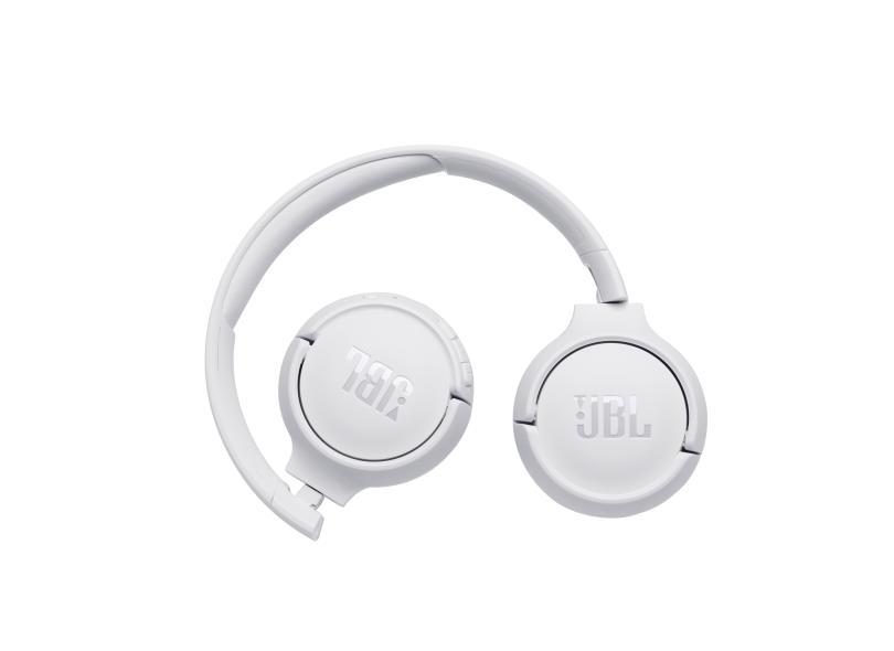 HEADPHONE COM FIO TUNE 500 C/ MICROFONE JBL BRANCO