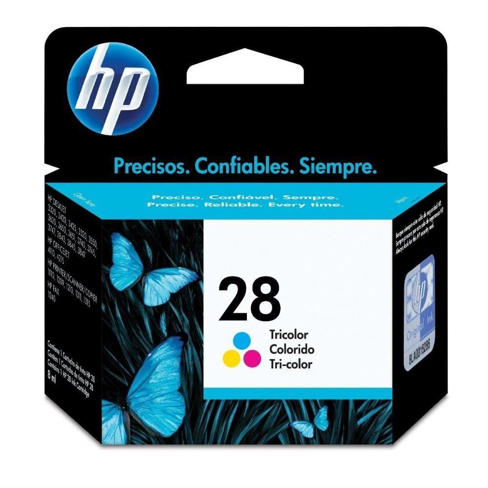 HP C8728AL 28 CARTUCHO DE TINTA COLOR (9 ml)