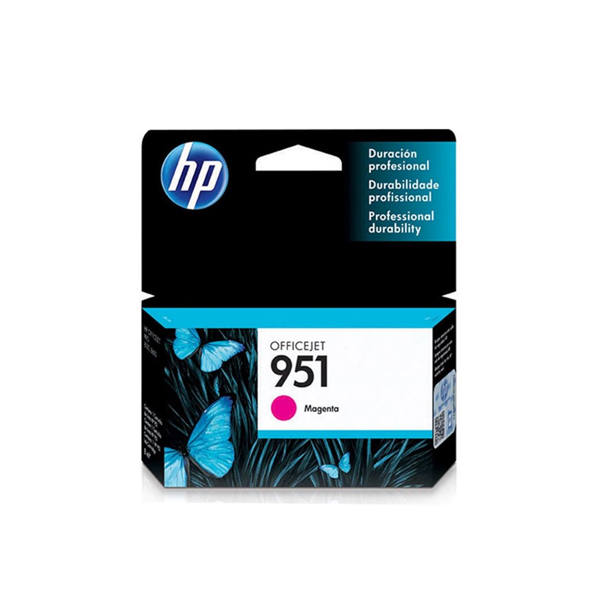 HP CN051AB 951 CARTUCHO DE TINTA MAGENTA 951 (8 ml)