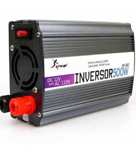 INVERSOR DE POTENCIA 500W/110V REF KP-507-110