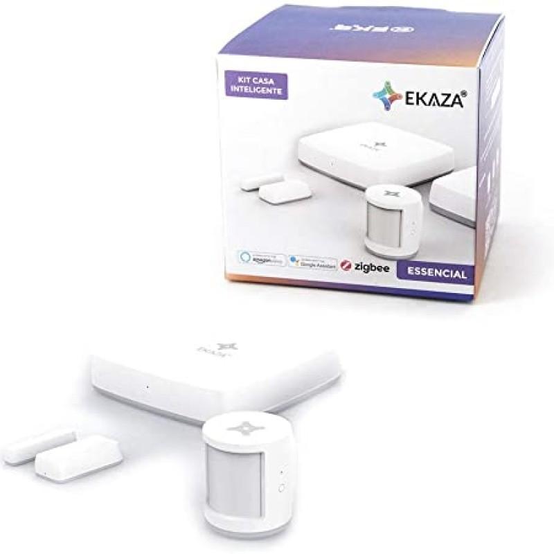 Kit Automação Inteligente Essencial Ekaza  Wifi Smart Anatel KB1