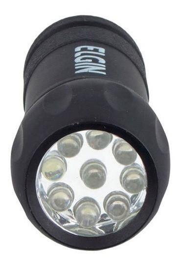 LANTERNA LED DE BOLSO C/ 3 PILHAS ALCALINAS AAA 82309 ELGIN