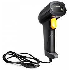 Leitor Código De Barras Laser Boleto Cabo Usb A5L