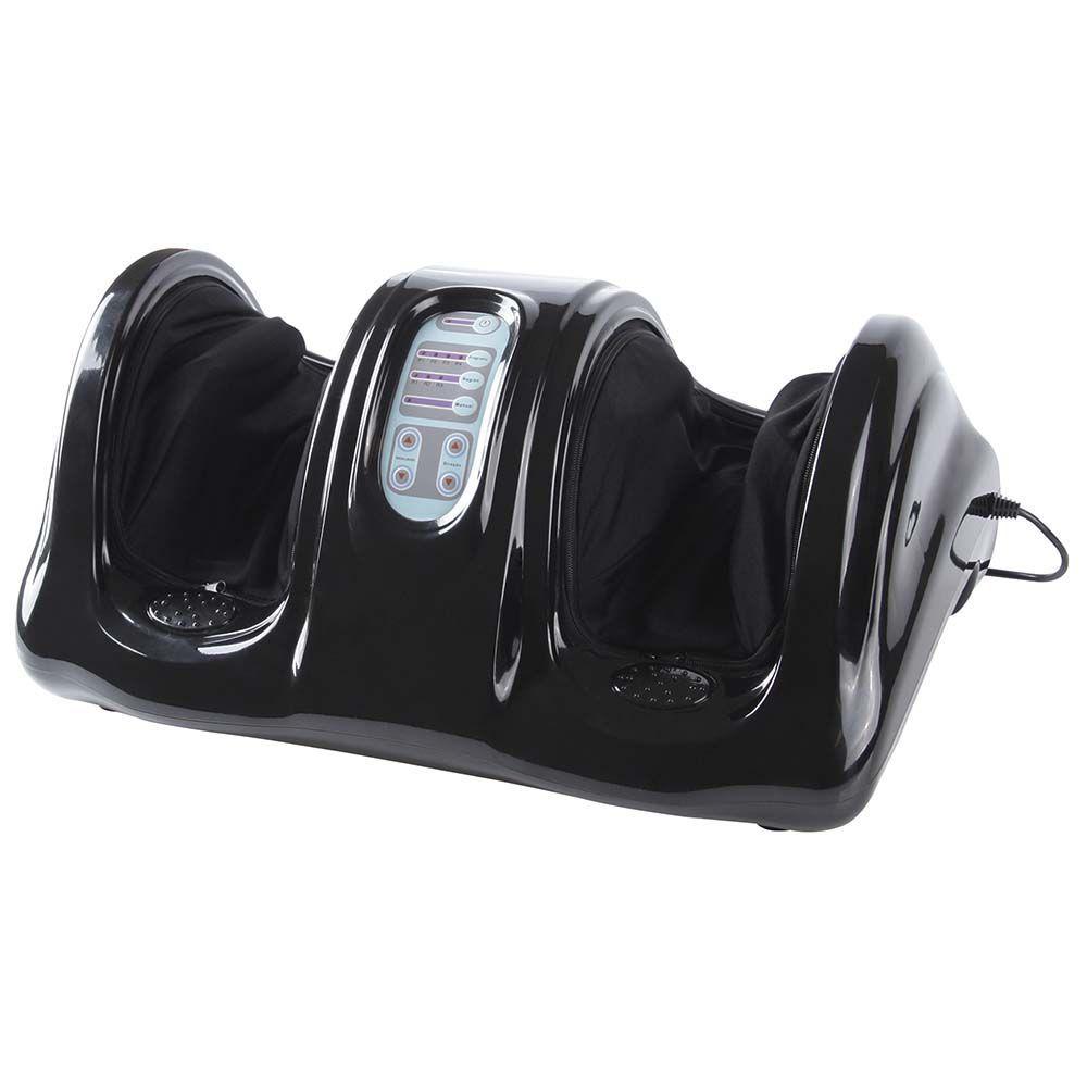 Massageador Para Pés E Panturrilha 4 Programas Portátil Massagem Relaxante Mor 40500001