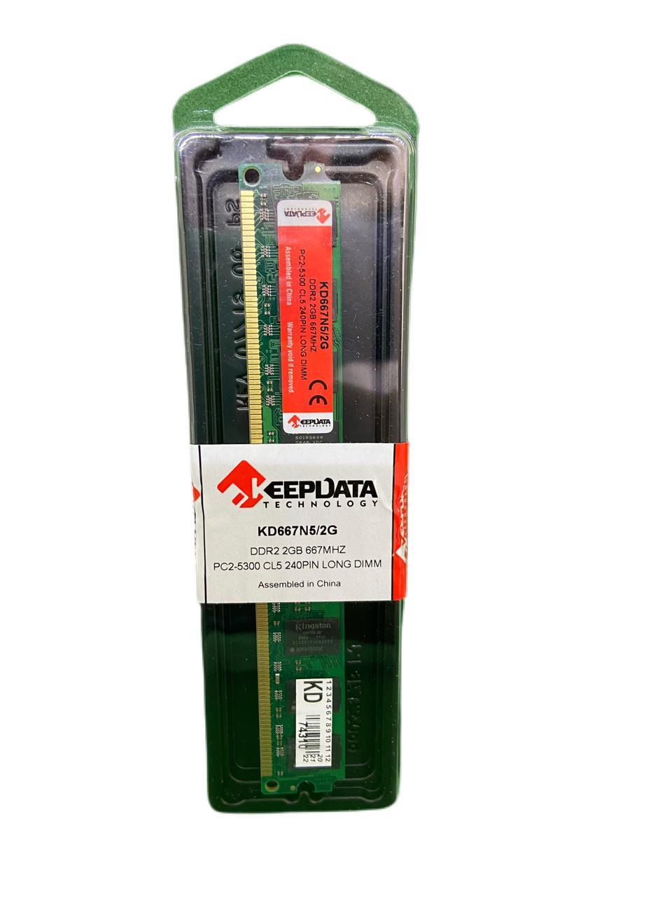 MEM DDRII 2GB/667 KEEPDATA