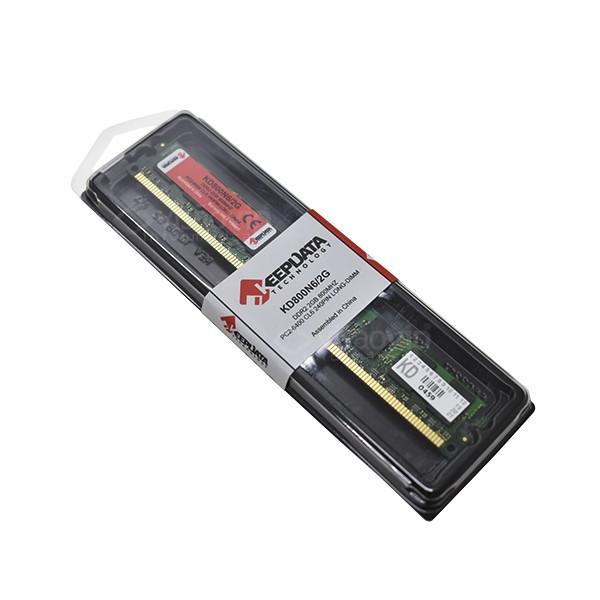 MEM DDRII 2GB/800 KEEPDATA