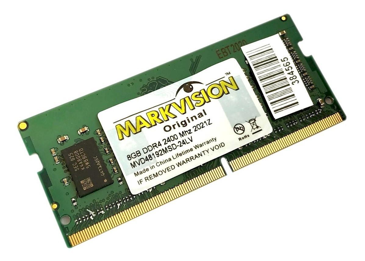MEMORIA NOTEBOOK 8GB/2400 LOW VOLTAGE