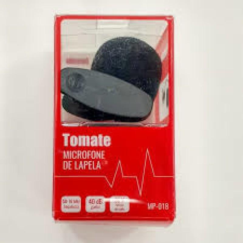 Microfone De Lapela Para Celular Tablet Camera Tomate Mp-018