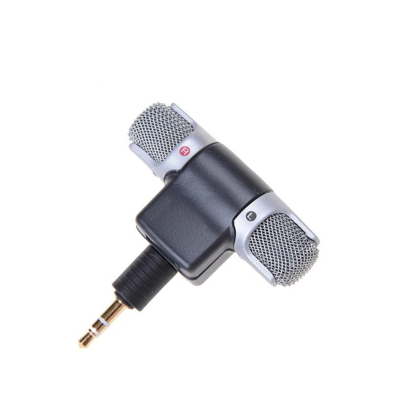 Mini Microfone Stéreo P2 Celular Smartphone Android iPhone alitech al010
