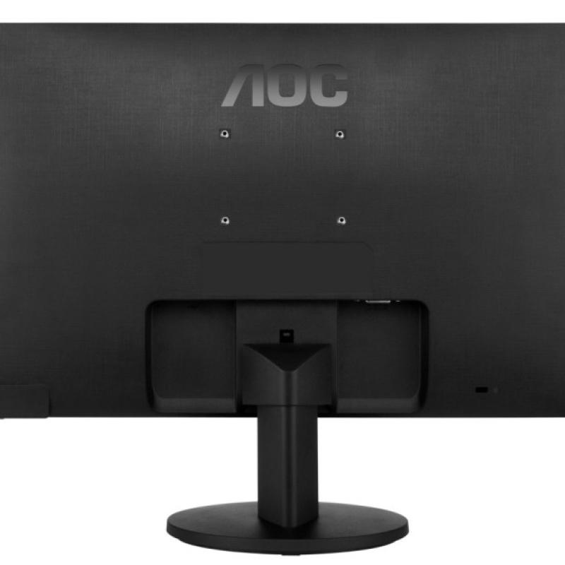 Monitor AOC 15.6 Pol, HD, VGA, 60hz, 8ms, VGA, E1670SWU