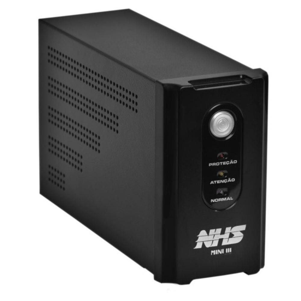 NOBREAK MINI III 700VA 1x7Ah BIV/120V NHS