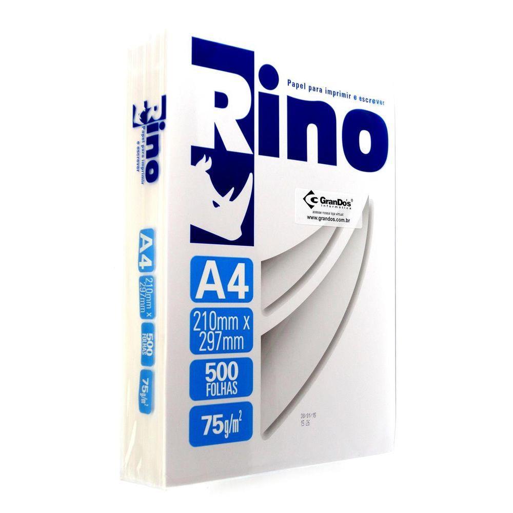 PAPEL A4 RINO 210 x 297 mm 75 g/m2 INTERNATIONAL PAPER