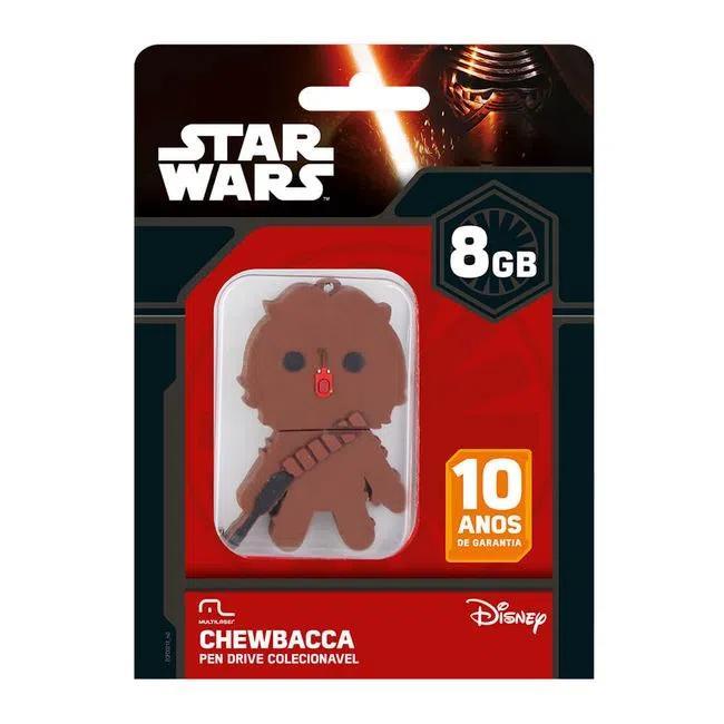 PENDRIVE STAR WARS - CHEWBACCA 8GB