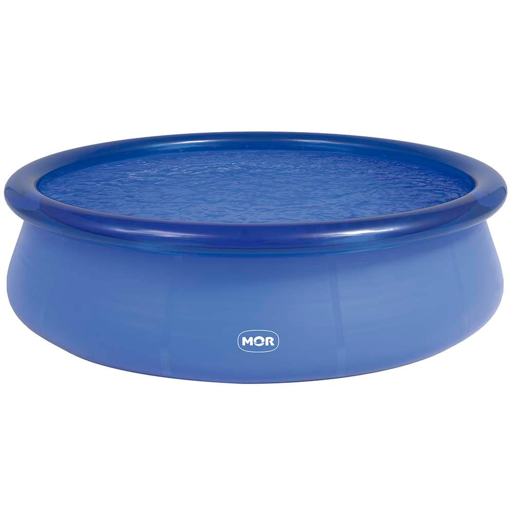 Piscina Mor Splash Fun 4600 L Borda Inflável Azul - 1054