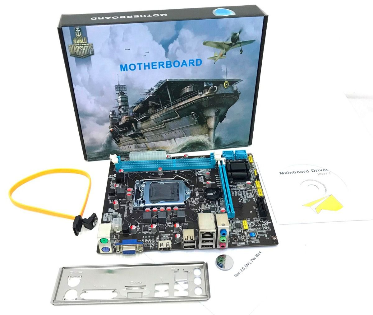 PLACA MAE 1155 P/ COMPUTADOR H61 PM-01