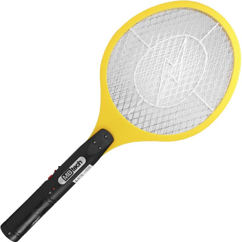 Raquete Elétrica Mata Mosquito, Dengue, Pernilongo e Mosca Bivolt RQ6666