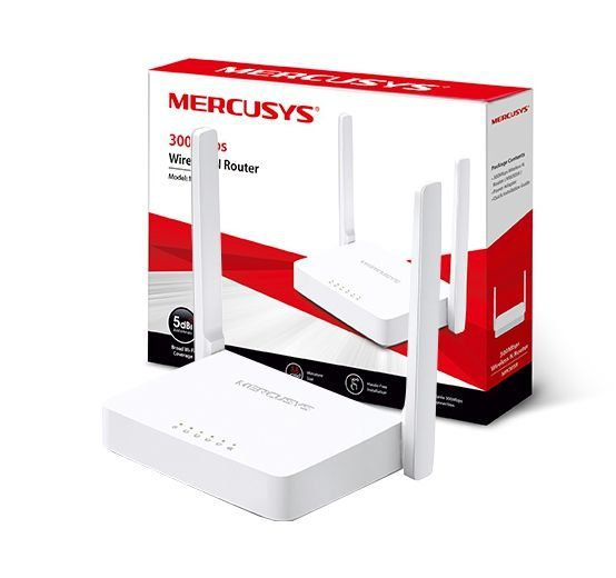 ROTEADOR WIRELESS N 300MBPS MW305R V2 MERCUSYS