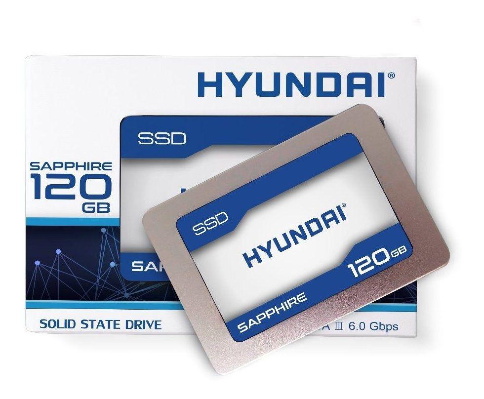 SSD 120GB SATA III HYUNDAI SAPPHIRE