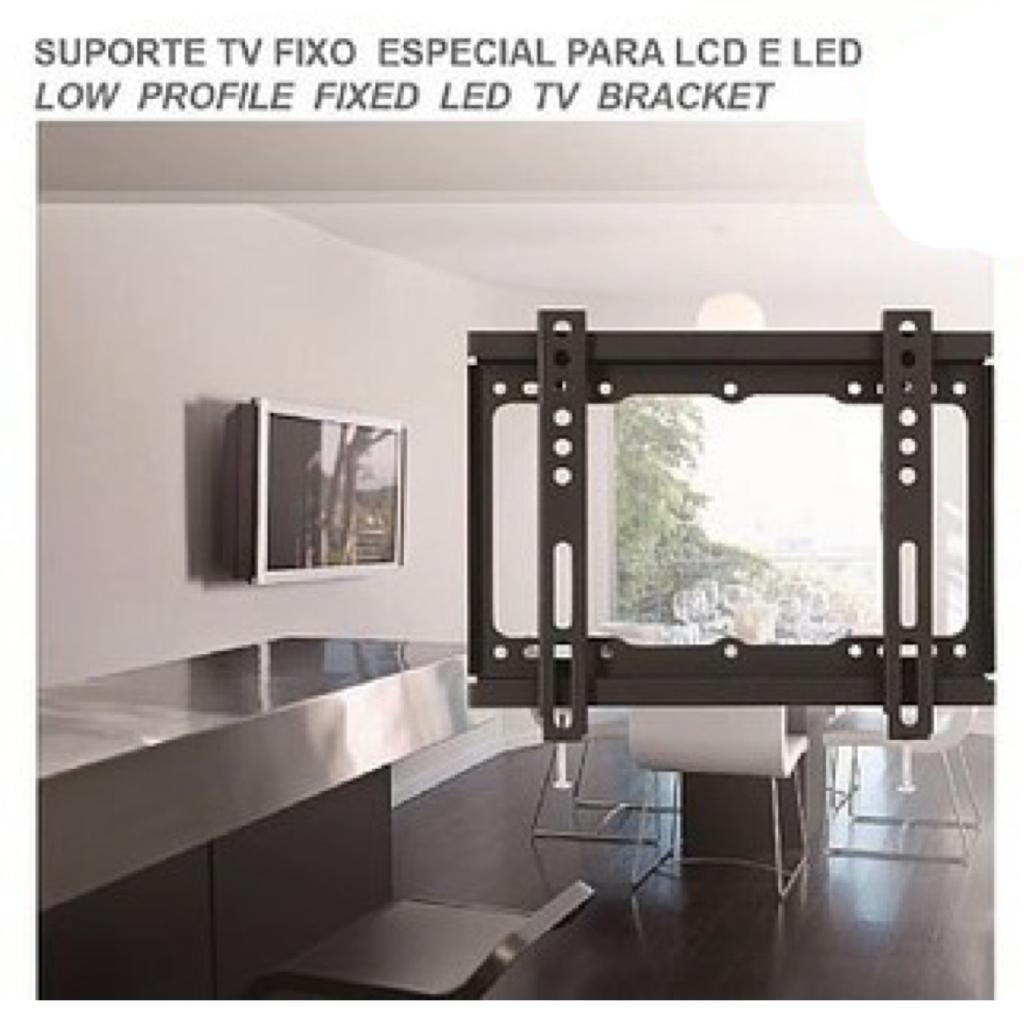 Suporte Fixo Para Tv 32 A 42 Polegadas Tvsp-032 Diversas Marcas 02863