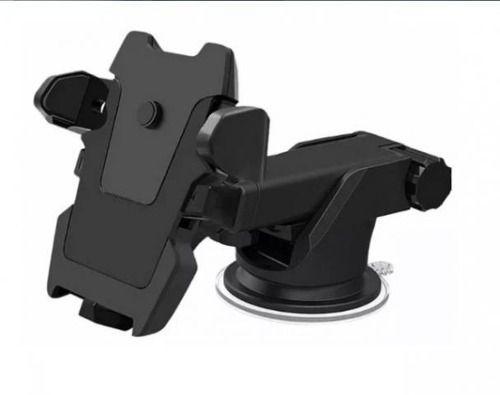 SUPORTE VEICULAR UNIVERSAL PARA SMARTPHONE/GPS/IPHONE TRAVA AUTOMATICA EXBOM SP-62