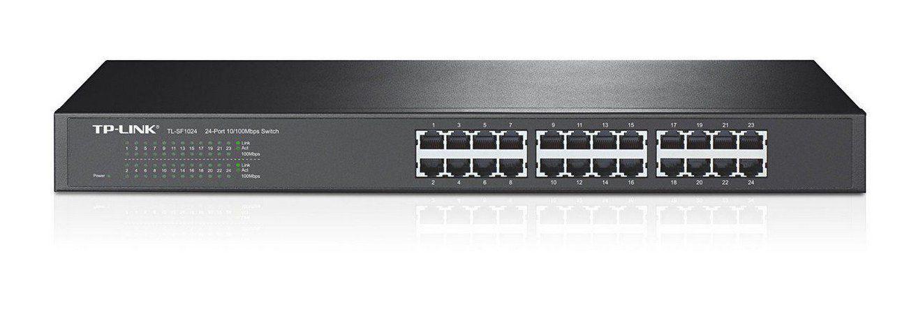TP-Link Switch 24 Portas TL-SF1024 10/100 Mbits