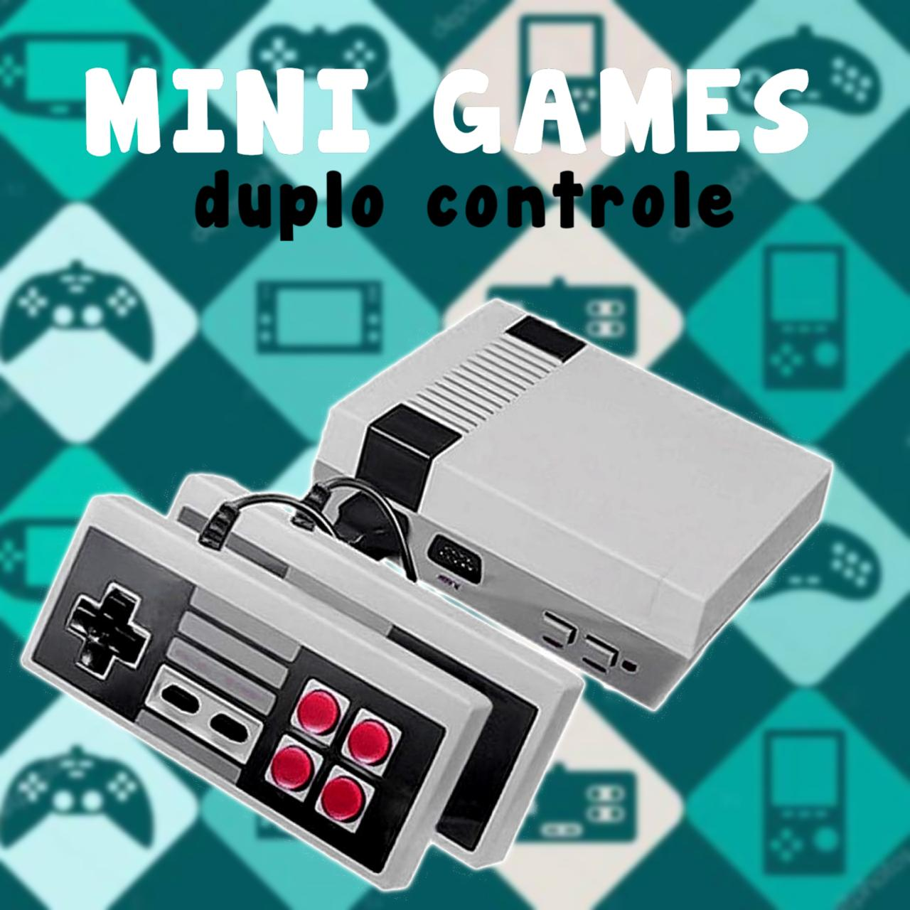 VIDEO GAME 620 EM 1 DE 8 BITS RETRO COM 2 GAMEPAD GC05 03358 Super NES Classic Edition