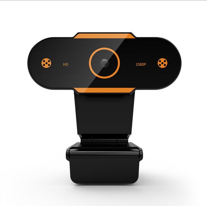 Webcam 720P HD com microfone chamada em casa conferência trabalho AL002