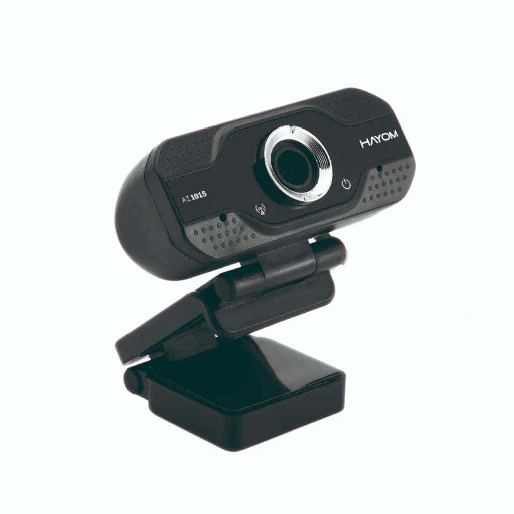 Webcam Hayom AL1015 Resolução Full HD 1080P com Microfone