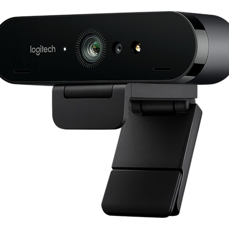 Webcam Logitech Brio 3.0 4k Pro 1080p 60fps Hdr Stream Youtuber
