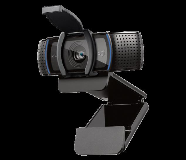 WEBCAM LOGITECH C920e HD PRO 1080P MODELO NOVO