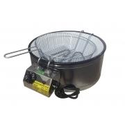 Fritadeira Tacho Eletrico Industrial 7 Litros