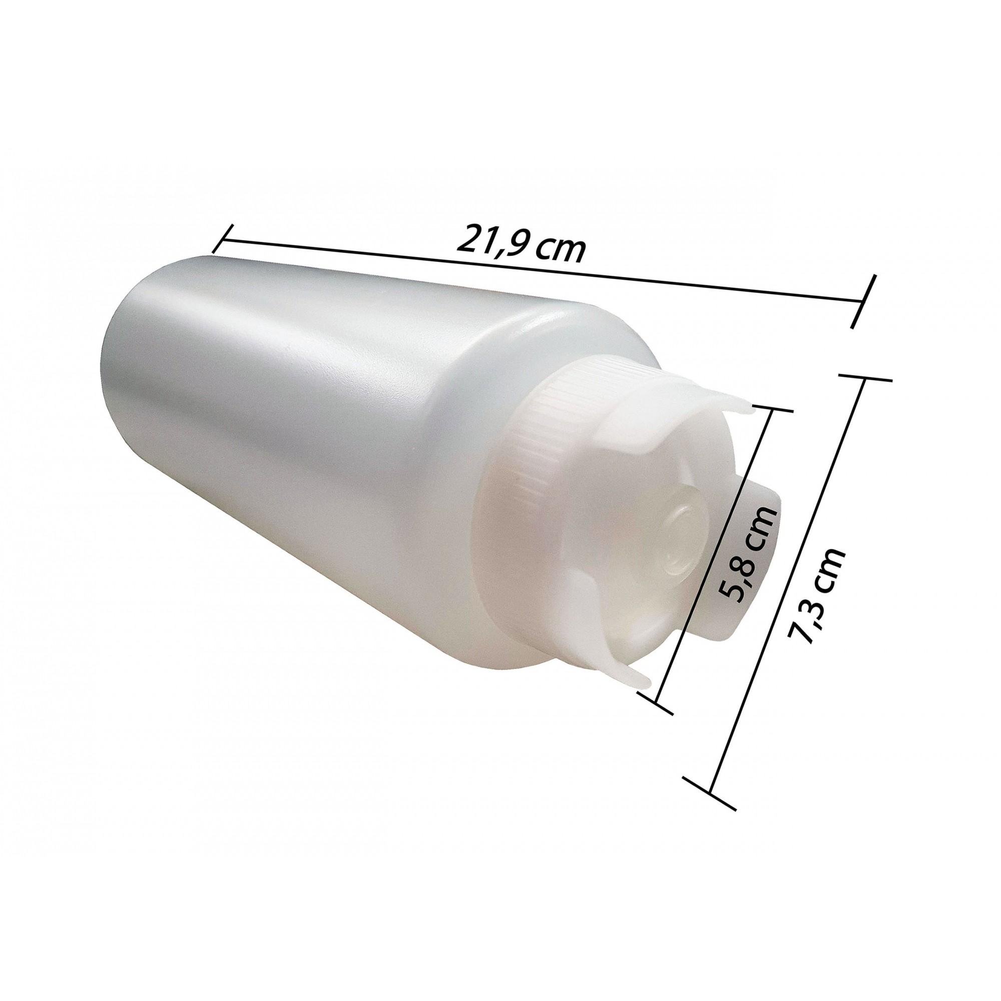 Bisnaga Invertida 720ml  - EKENOX- Equipamentos Industriais