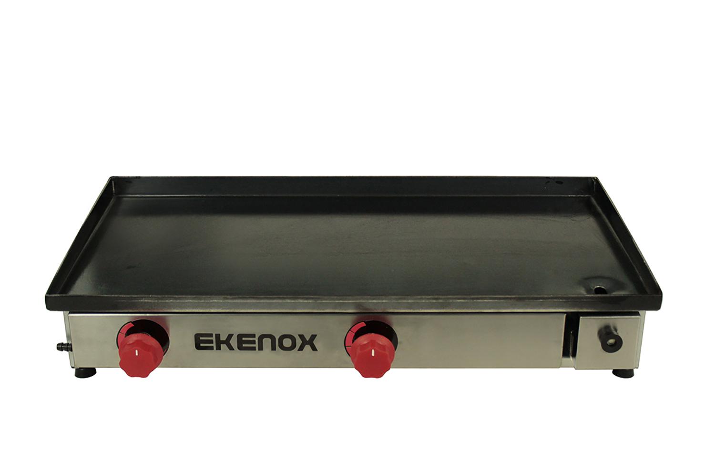 CHAPA P/ LANCHE 70x35CM 2Q CHEFE ROJO  - EKENOX- Equipamentos Industriais