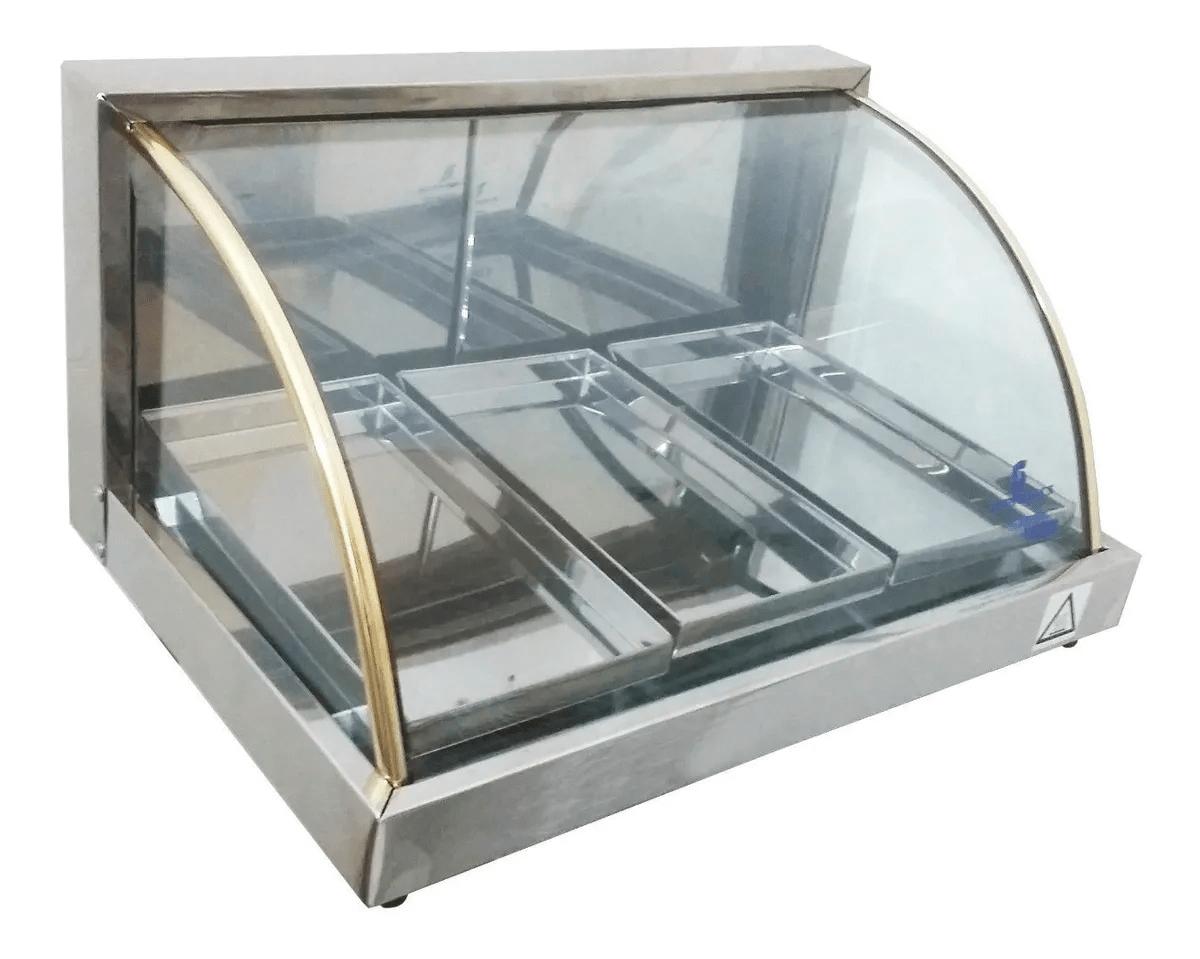 Estufa 3 Bandejas   - EKENOX- Equipamentos Industriais