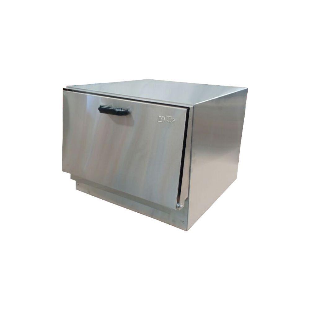 Forno para Fogão industrial Inox Aço 430 - 70 litros