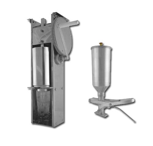 Kit Engrenagem e Doceira de Churros 2L  - EKENOX- Equipamentos Industriais