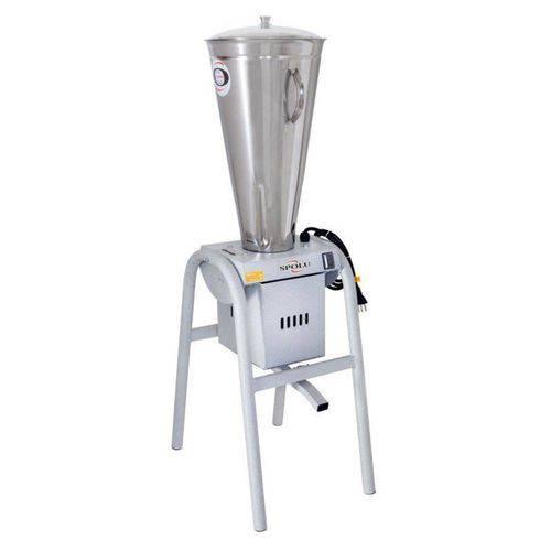 Liquidificador Industrial Basculante Inox 25 Litros - Spolu 220