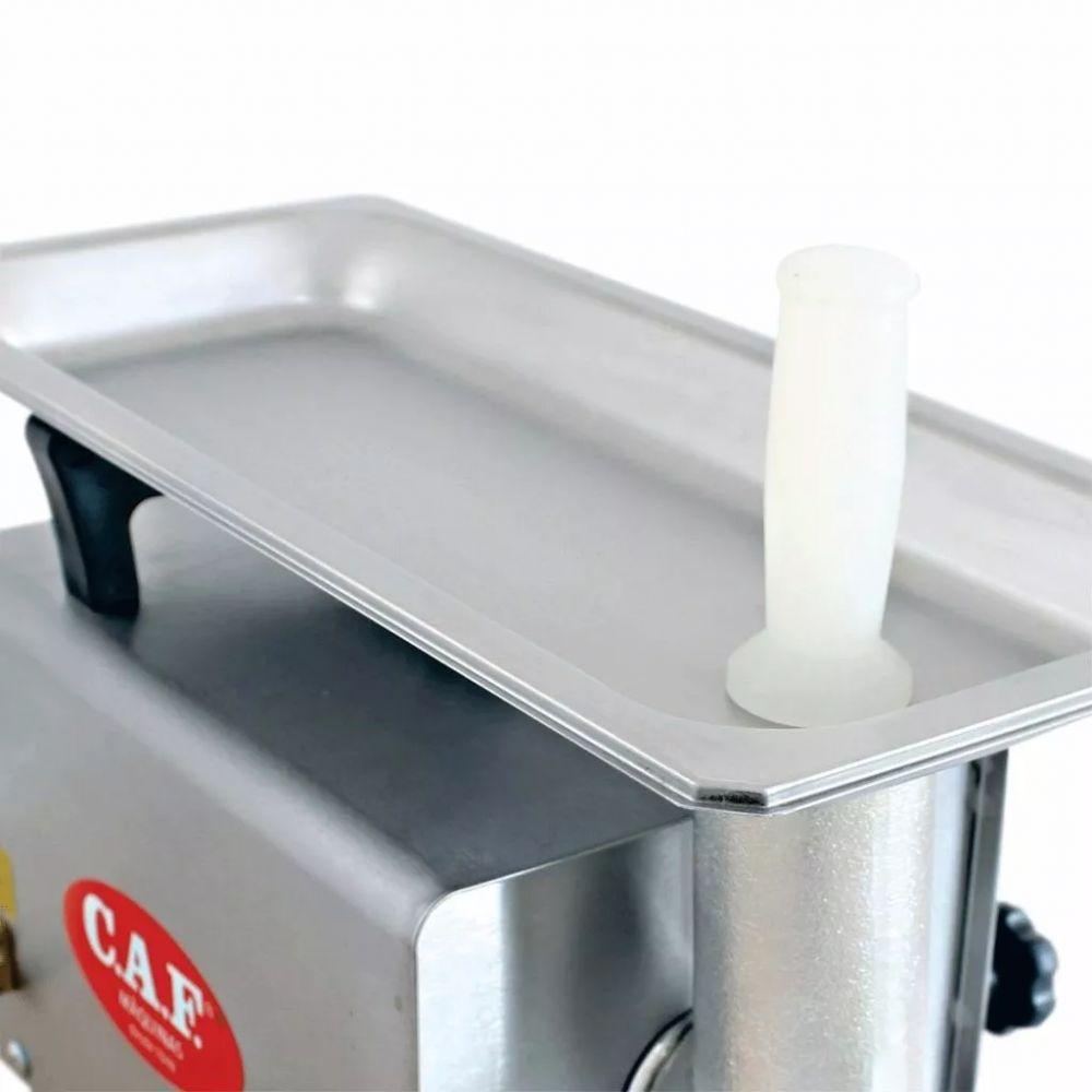 Picador de Carne CAF 8 Inox  - EKENOX- Equipamentos Industriais