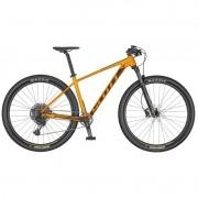 Bicicleta Scott Scale 970, aro 29, 2020, laranja - suspensão SrSuntour - tamanho 19