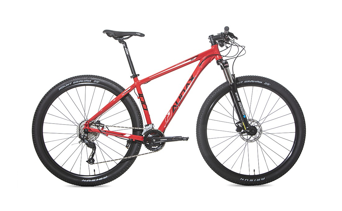 "Bicicleta Audax ADX 100 - 2020 - tamanho XL - 21"""