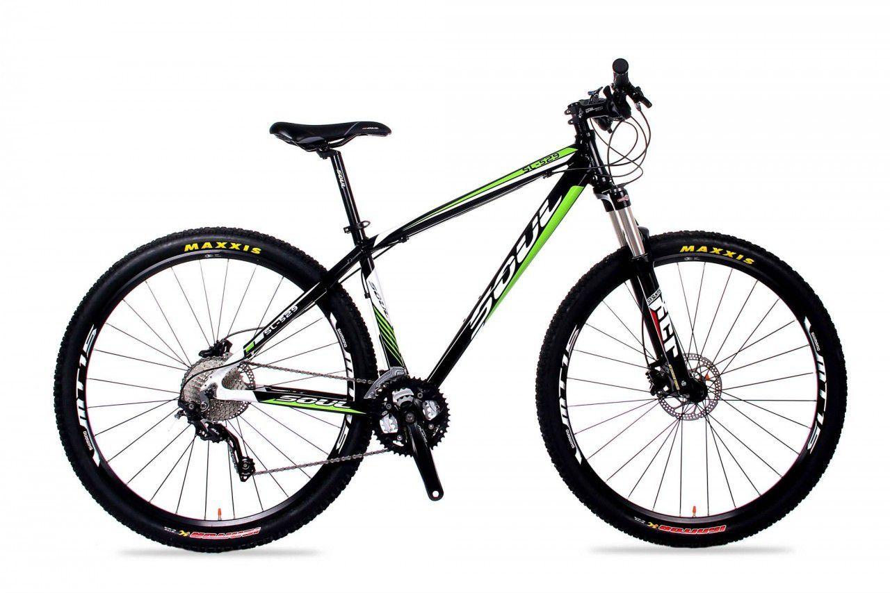 """Bicicleta MTB SOUL SL 529 - aros 29"""" - Shimano Deore/SLX - tam. 19"""" preço promoção só a vista"""