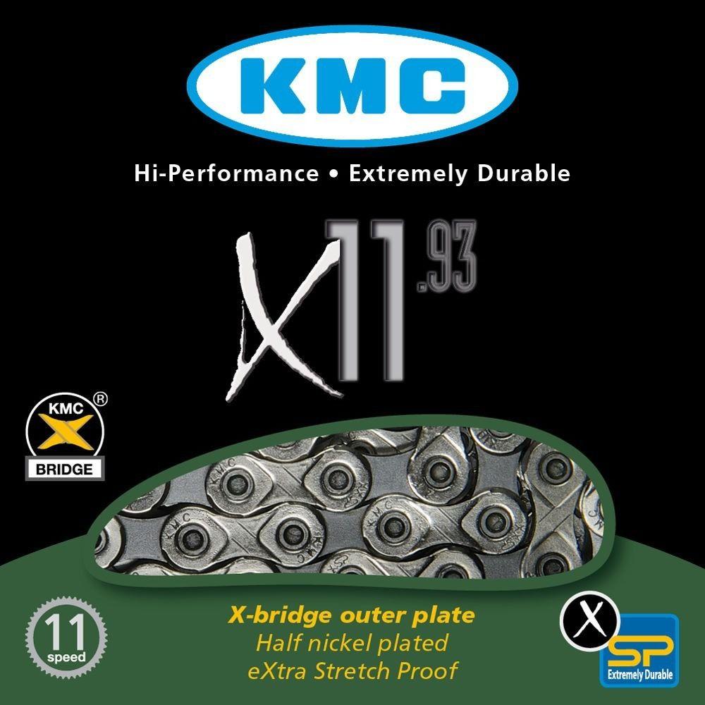 Corrente KMC X11.93 PowerLink 11v