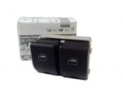 Kit Botões Interruptor Vidro Vw Fox e Spacefox
