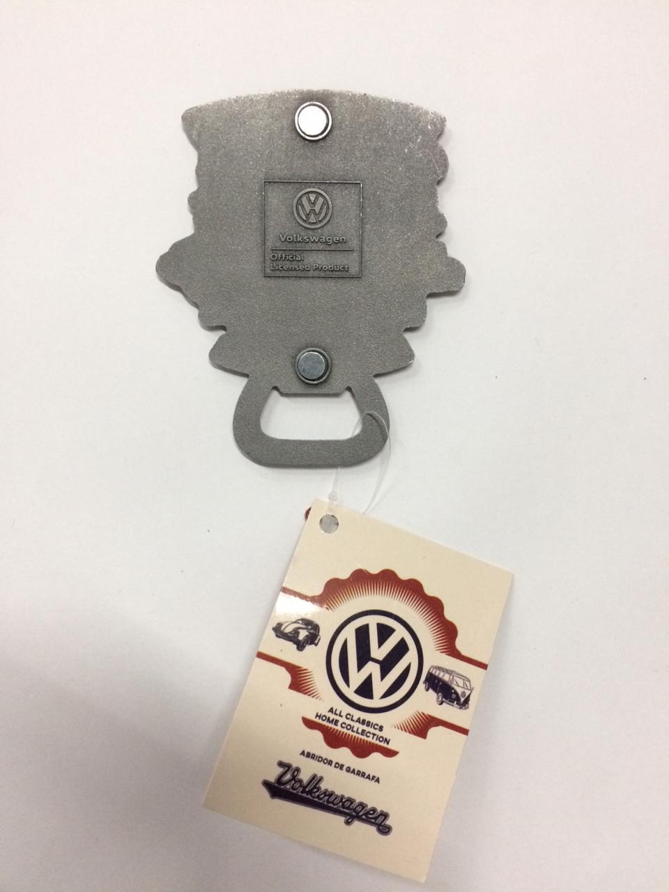 Abridor de Garrafas Original Volkswagen Fusca