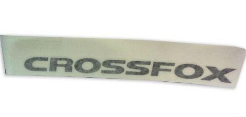 Adesivo Original Vw Crossfox - 5z0853687m9b9