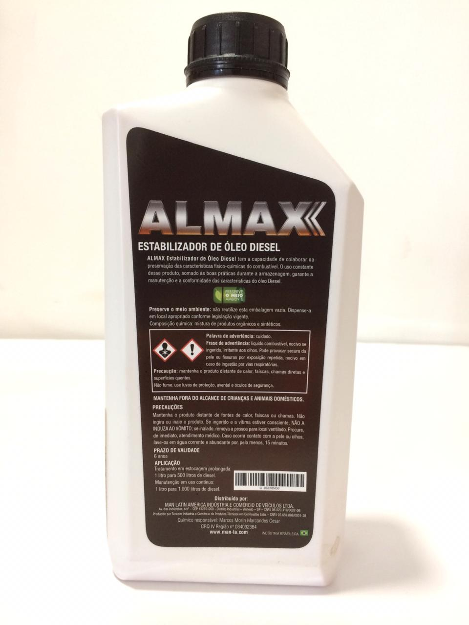 Aditivo Estabilizador Oleo Diesel Original Vw Amarok G052385q0