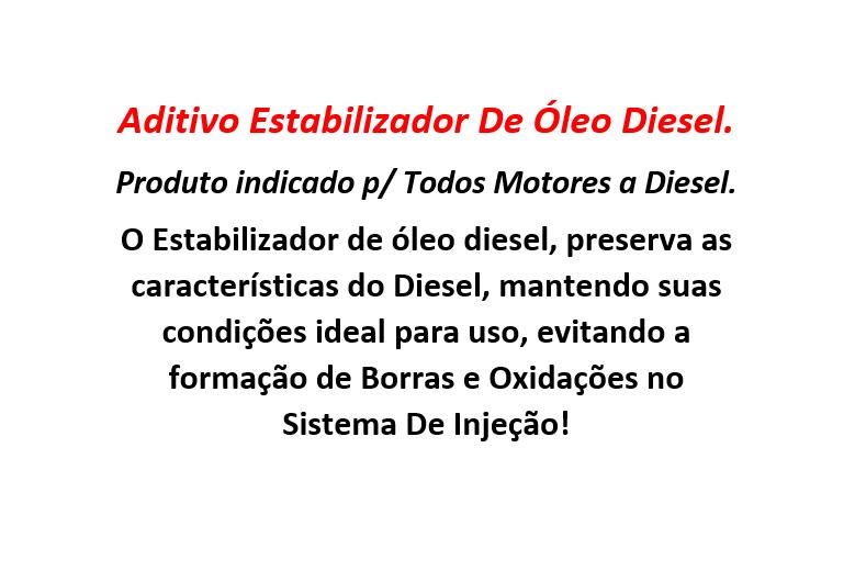 Aditivo Estabilizador Óleo Diesel Volkswagen G052385Q1