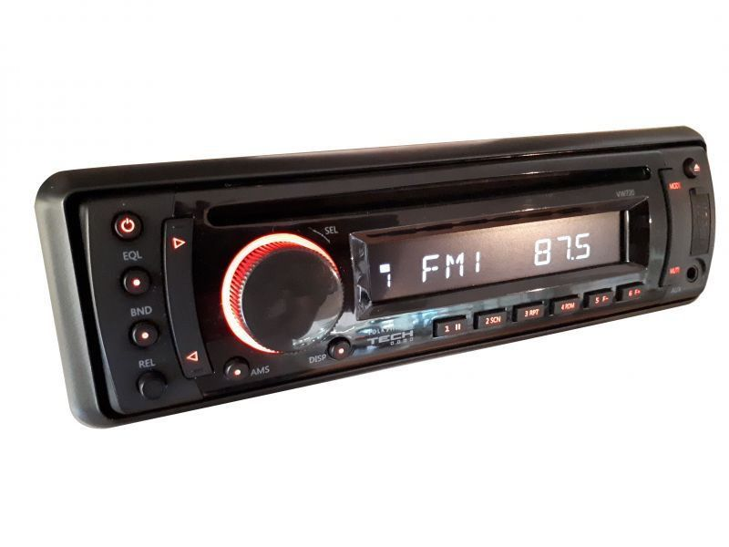 Auto Radio Vw Tech Cd/Mp3/Usb/Sd 5u0057187